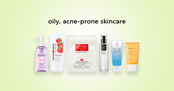 6 Step Affordable Skin Care Routine For Oily Acne Prone Skin The Glow Hacker